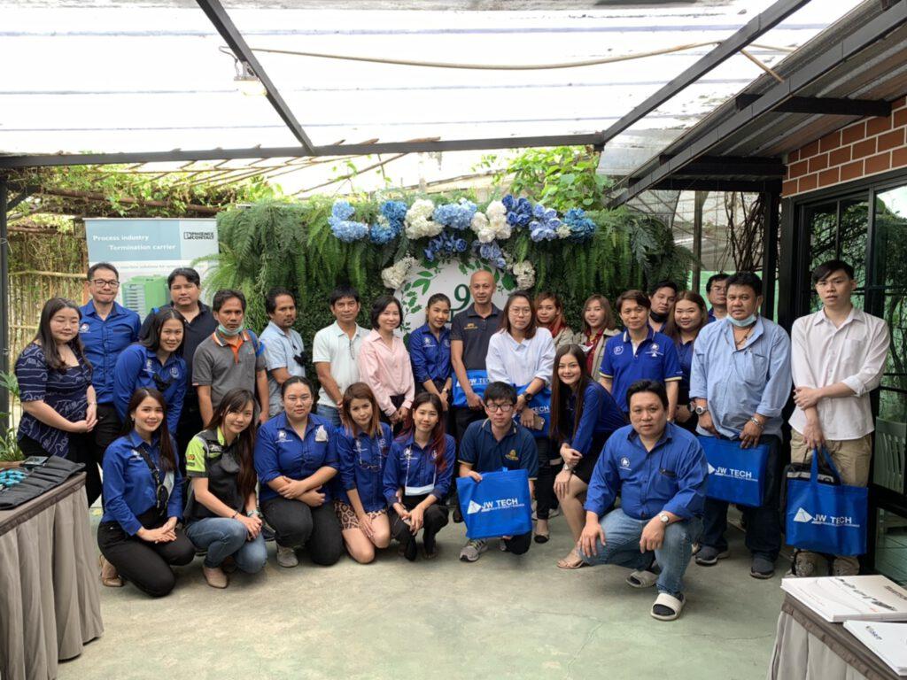งาน VIP Lunch ครั้งที่ 2 นายน์สลัด วันที่ 27-11-63