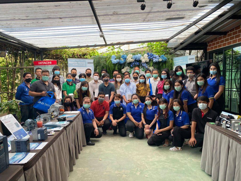 งาน VIP Lunch ครั้งที่ 3 นายน์สลัด วันที่ 03-12-63