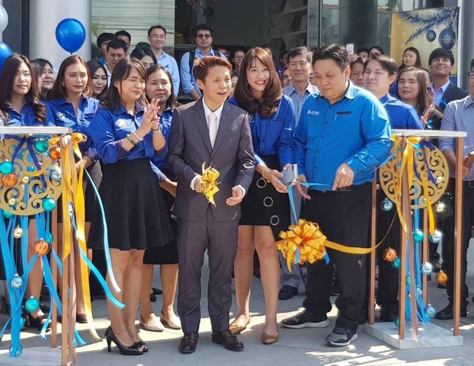งานเปิดบริษัท GRAND OPENING JW TECH