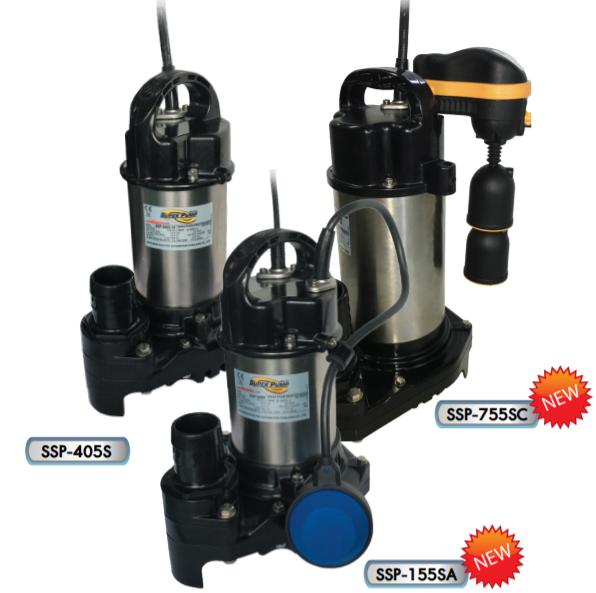 Submersible Pump หรือ ปั๊มจุ่ม  MITSUBISHI
