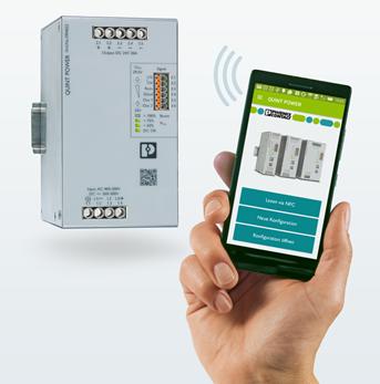 Switching Power Supply ของ Phoenix Contact มีดีอย่างไร