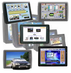 HMI TouchScreen | general access service